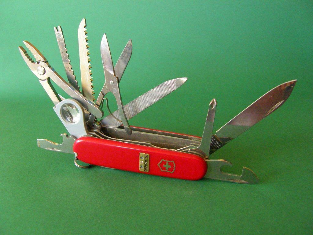 BHP z nożem - jak pracować bezpiecznie z nożem