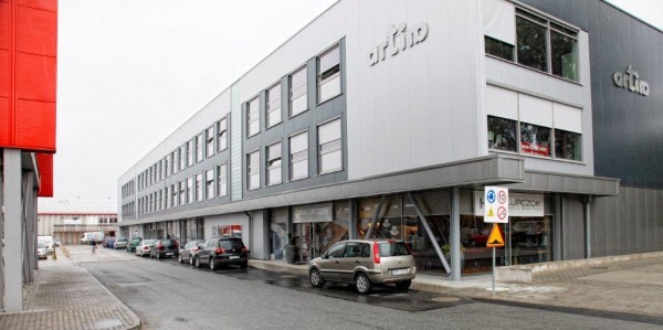 Nowa siedziba Inspekcji Pracy w Opolu, Opole, ulica Oleska 121 C