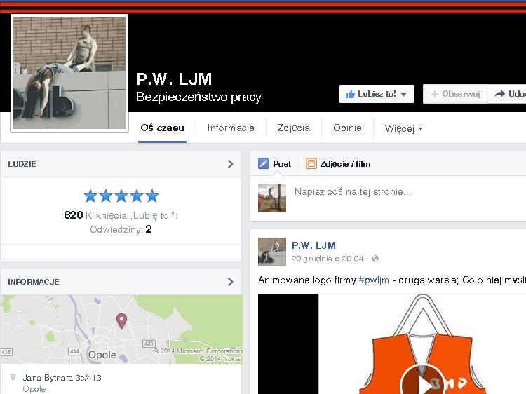 BHP facebook