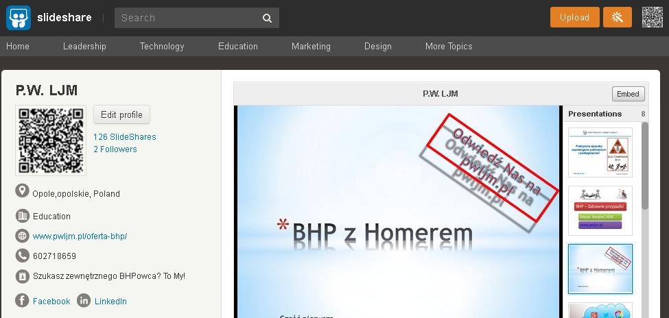 BHP slideshare