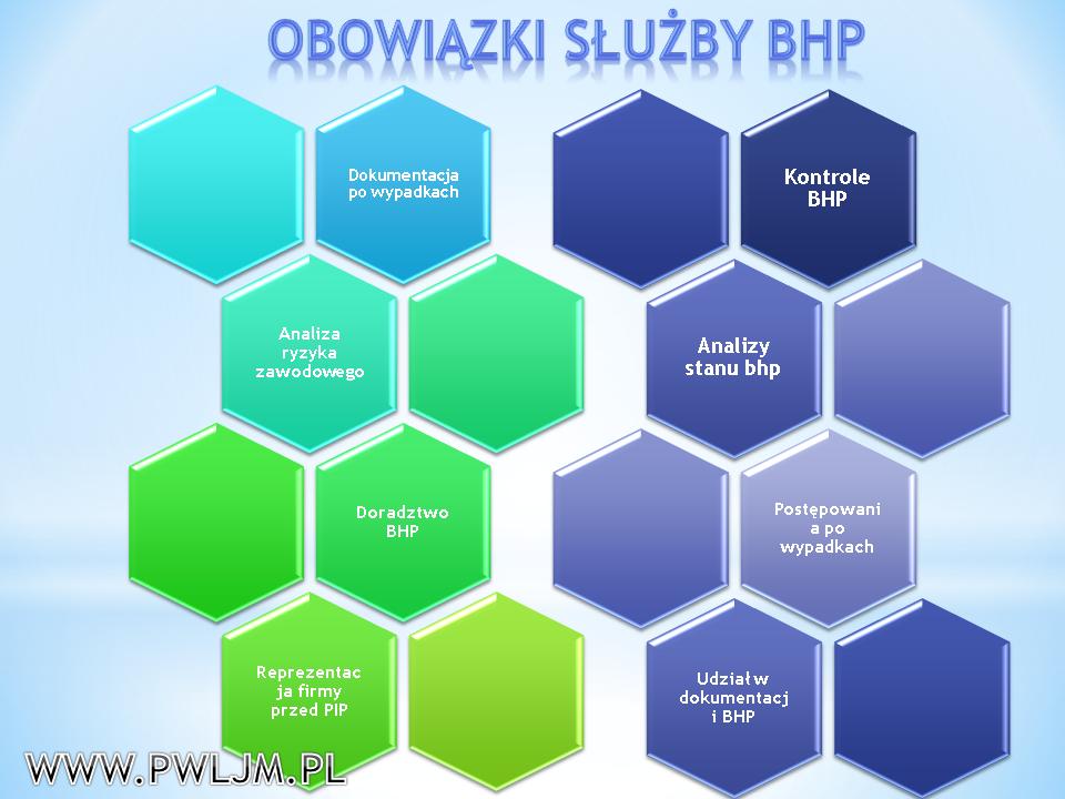 Służba BHP Gogolin P.W. LJM Leszek Maruszczyk